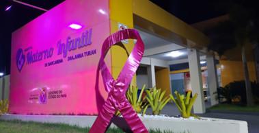 Hospital Materno Infantil de Barcarena realiza mutirão de mamografia durante Outubro Rosa