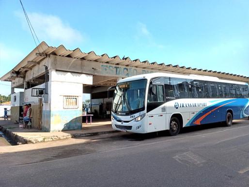 Viagens de ônibus para Belém estão suspensas por 7 dias