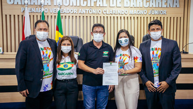 """Câmara de Barcarena aprova criação do auxílio emergencial """"Cuida Barcarena"""""""