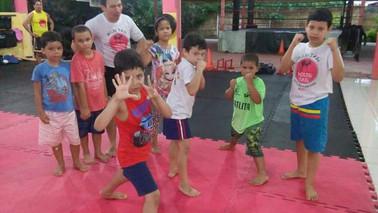Projeto de Vila dos Cabanos convoca interessados para criação de associação de artes marciais