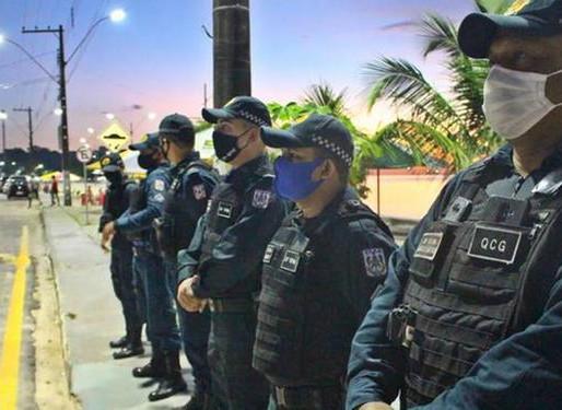 Barcarena recebe reforço de 150 militares em ações de segurança e combate à Covid-19