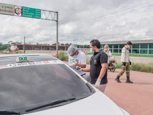 Barcarena terá barreiras sanitárias nas estradas a partir desta quarta (17)