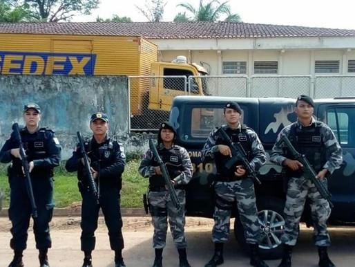 Polícia de Barcarena impede roubo de caminhão dos Correios na Alça Viária
