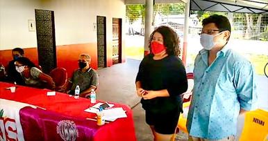 PCdoB lança professor Gilvandro candidato a prefeito de Barcarena