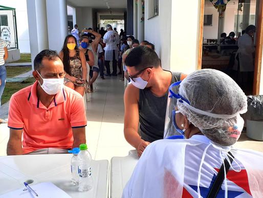 Policlínica itinerante inicia atendimentos em Barcarena contra o coronavírus