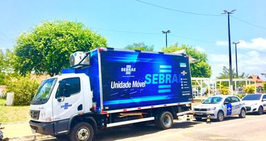 Unidade móvel do Sebrae está em Barcarena para ajudar empreendedores