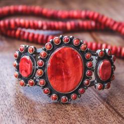 Spiny Red Cuff.jpg