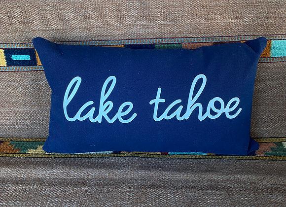 Lake Tahoe Pillow