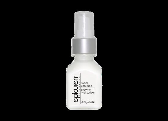 Facial Emulsion Enzyme Moisturizer