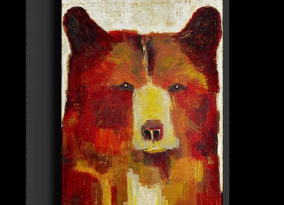 Shifty Bear Box Art
