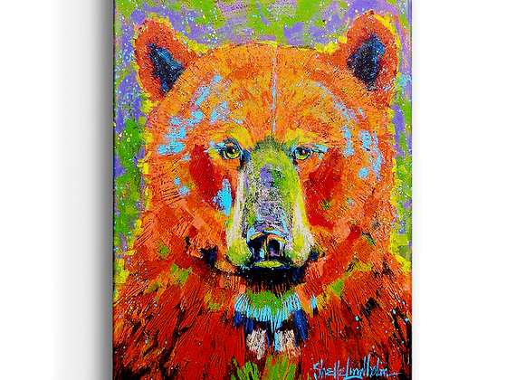 Blaze Bear Box Art