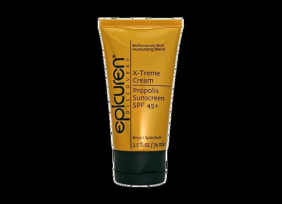 X-Treme Cream Propolis Sunscreen SPF 45