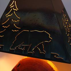 Mesquite Lamps