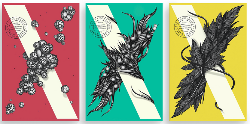 The Southern Reach Trilogy