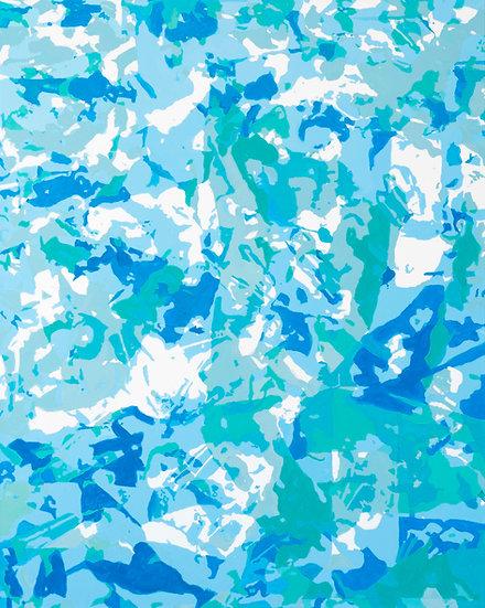 Aspen Map (Blue) 2