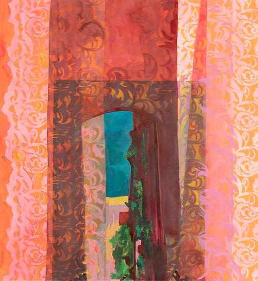 Hockney's View II