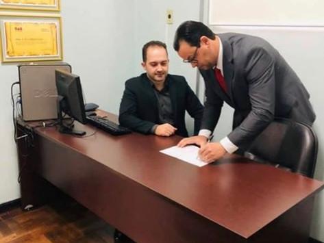Maurício de Freitas Silveira assume presidência da OAB Palmas no mês de julho e agosto.