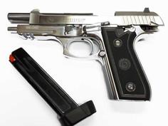 Pistola Taurus PT59S Mira Fixa Inox - .380 ACP - 19 Tiros