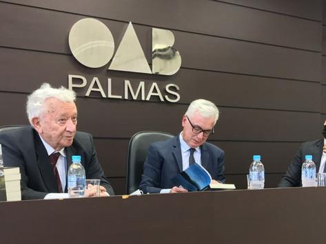 OAB – PALMAS homenageia decano