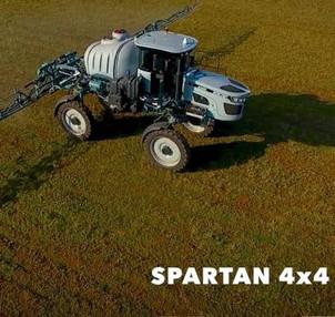 SPARTAN 3000 4X4 HIDRO