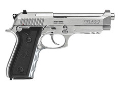 Pistola Taurus PT92 Inox Fosco - 9x19mm