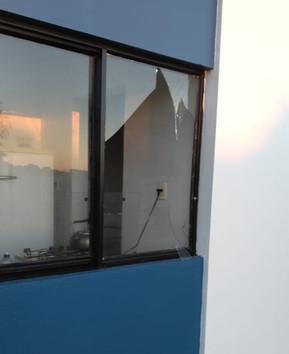Quartel da Defesa Civil de Clevelândia sofre tentativa de furto