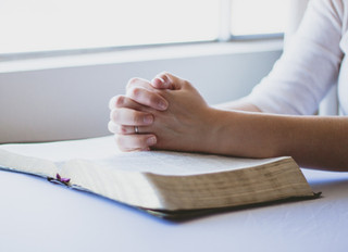 Lessons Learned from our Community Prayer Service