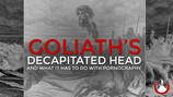 Goliath's Decapitated Head and What it Has To Do With Pornography