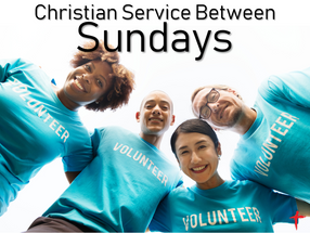 Christian Service Between Sundays