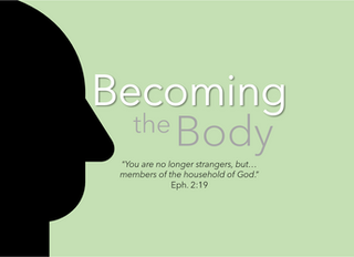 Sermon Outline for Becoming the Body: Head