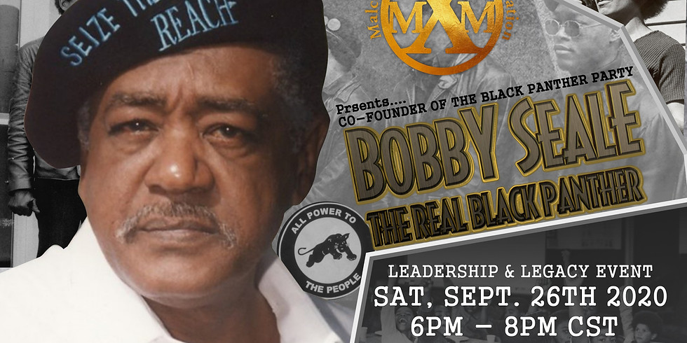 Bobby Seale: The Real Black Panther