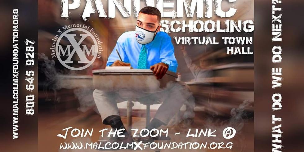 Pandemic Schooling Virtual Townhall