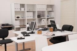 Minimal White Commercial Office Space Design, Remodeling, Renovation, Restoration
