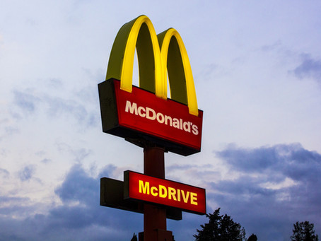 Running McDonalds