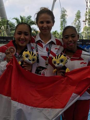 Дуэт из Индонезии