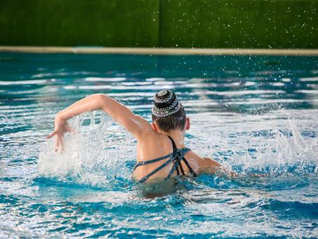 Открыт набор в школу синхронного плавания во Фрязино