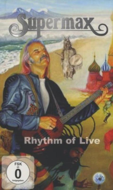 Supermax Rhythm Of Live