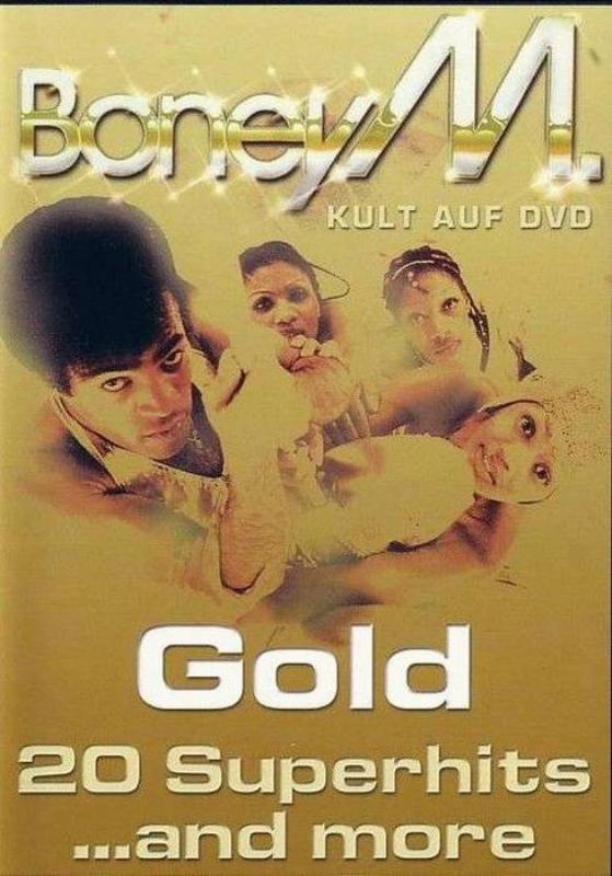 Boney M Gold