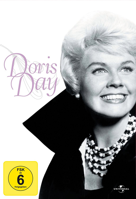Doris Day 3er Box Set