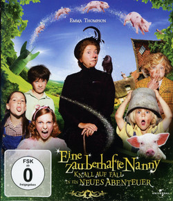 Eine zauberhafte Nanny Knall auf Fall in ein neues Abenteuer