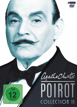 Agatha Christie Poirot Collection 11