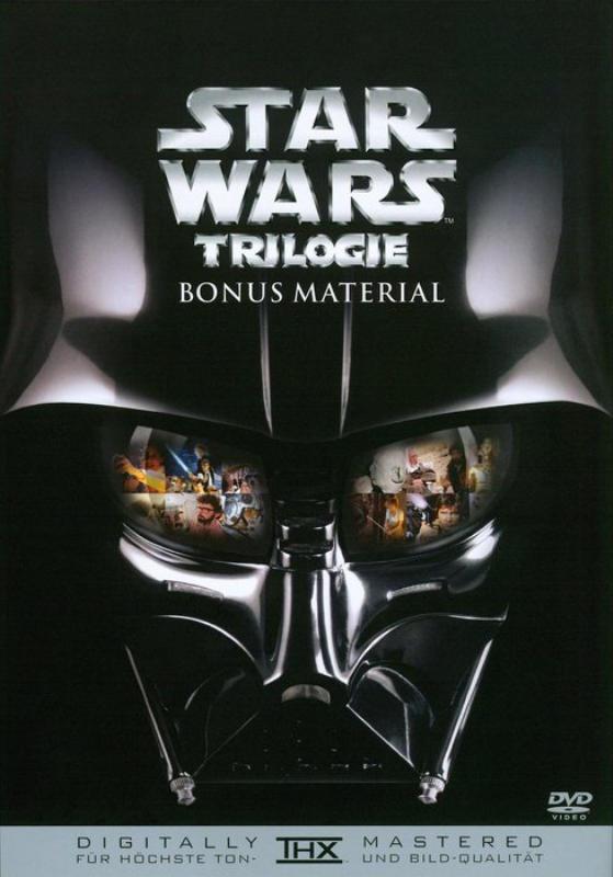 Star Wars Trilogie Bonus Material