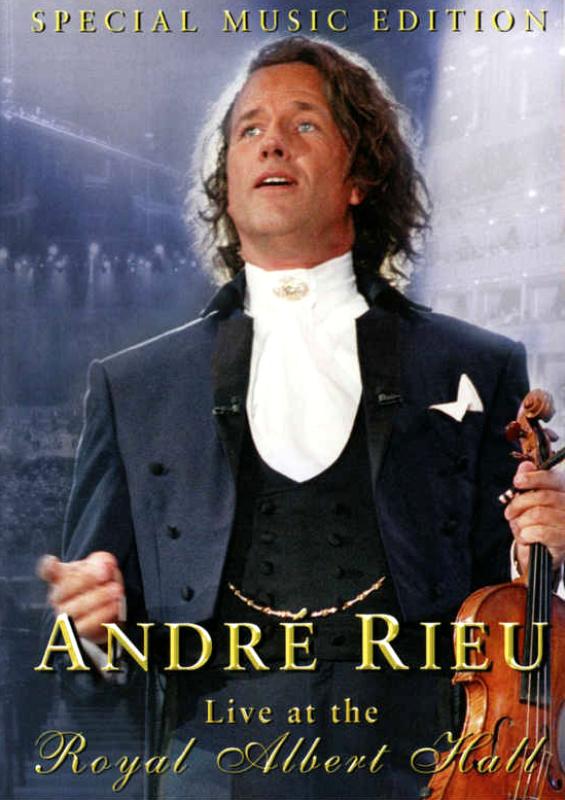 Andre Rieu Live At The Royal Albert Hall