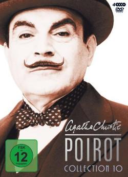 Agatha Christie Poirot Collection 10