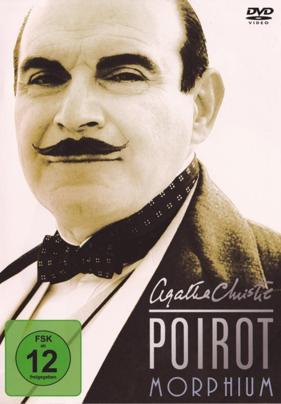 Agatha Christie Poirot Morphium