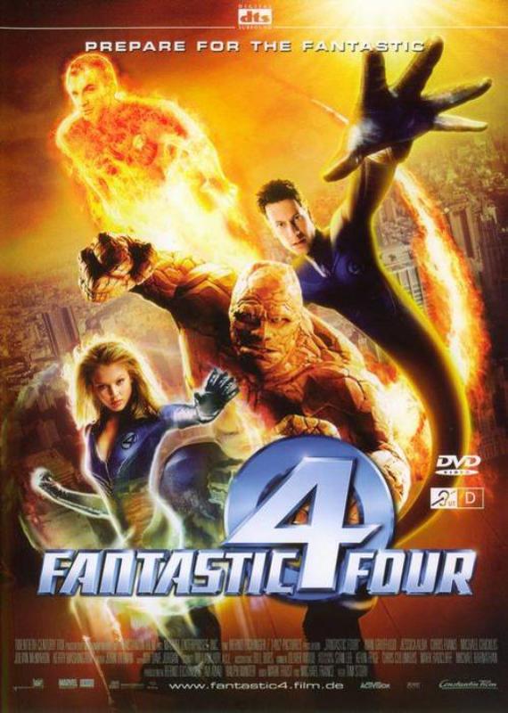 Fantastic 4 Four