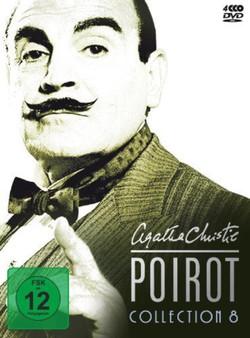 Agatha Christie Poirot Collection 8