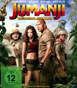 Jumanji-Willkommen im Dschungel