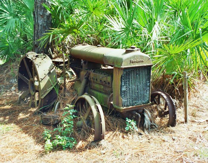 13Tractor, Heritage Village, Largo, Florida