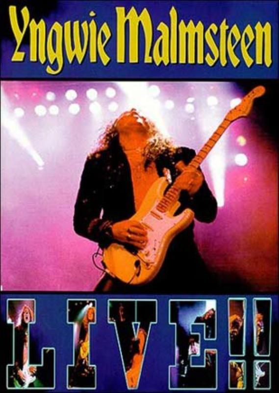 Yngwie Malmsteen Live